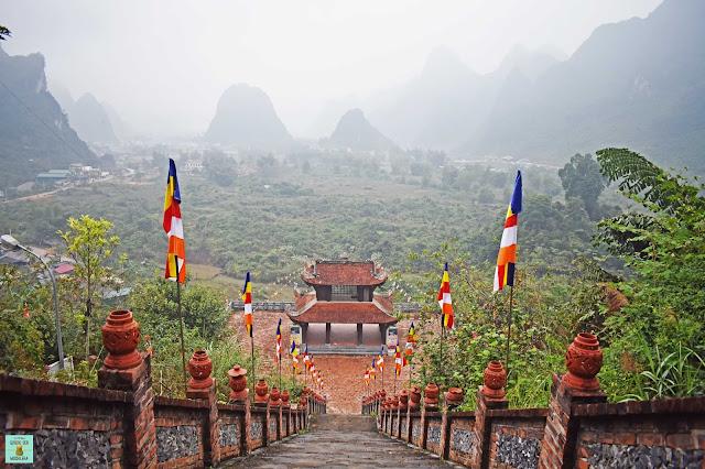 Truc Lam Phat Tich Pagoda, Cao Bang