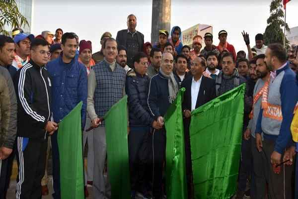 faridabad-news-national-youth-day-run-for-youth-started-12-january