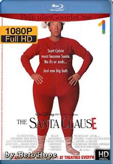 Santa Clausula [1994] [1080p BRrip] [Latino-Inglés] [GoogleDrive] RafagaHD