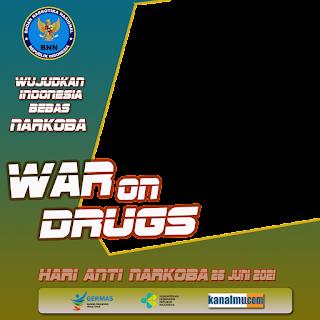 twibbon keren hari anti narkoba sedunia psd - kanalmu
