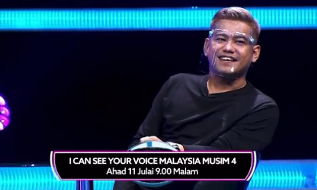 LIVE I Can See Your Voice Malaysia 4 Minggu 9 (11.7.2021)