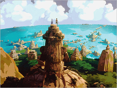 Atlantis Atlantis: The Lost Empire 2001 animatedfilmreviews.filminspector.com