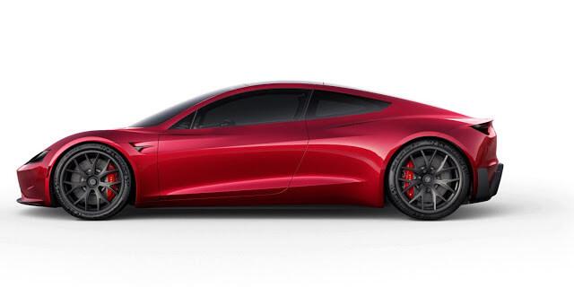 Tesla Roadster 0-60 mph