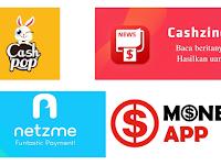4 Aplikasi Penghasil Uang Tercepat, Terbaik, Dan Aman