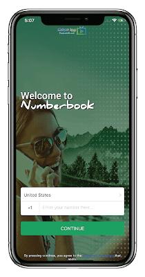 تحميل برنامج نمبر بوك برابط مباشر