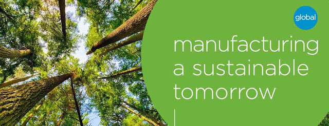 Building a Sustainable Future: 8 Ways We Reduce Our Environmental Impact #infographic