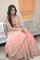 Avantika Mishra in Beautiful Peach Ghagra Choli 047.jpg