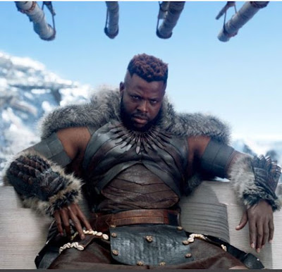 What is the name of the Wakandan tribe led by M'Baku, who became an ally of the Avengers?