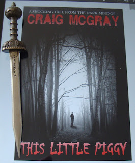 Portada del libro This Little Piggy, de Craig McGray