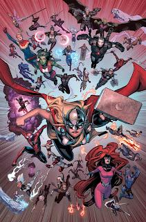 Voici la preview du prochain cross-over Marvel qui débutera au moi de juin, Civil War 2. Le scénario sera de Brian Michael Benis, les dessins de David Marquez et Justin Ponsor.       Et un petit trailer^^