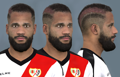 PES 2017 Faces Bebe by Dewatupai