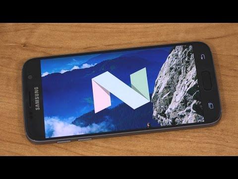ROM stock Android 7.0 cho Samsung Galaxy S7 (SM-G930F) G930FXXU1DPLT
