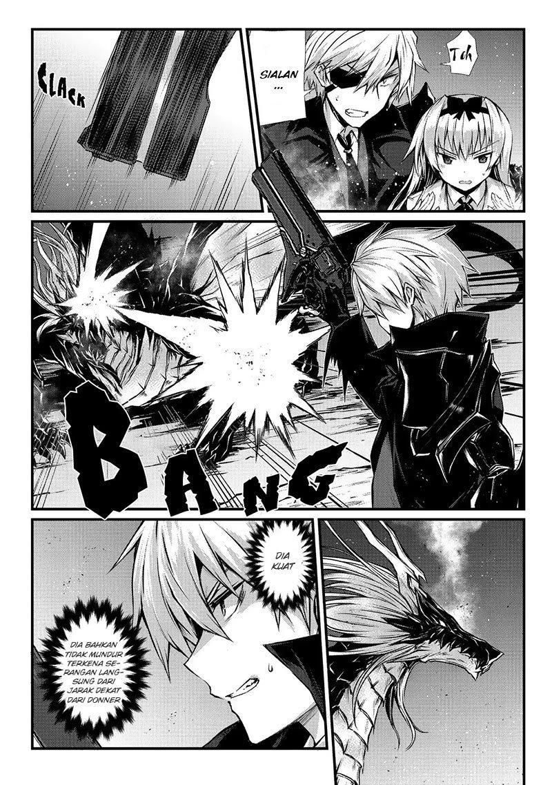 Komik Arifureta Shokugyou de Sekai Saikyou Chapter 31 Gambar 8
