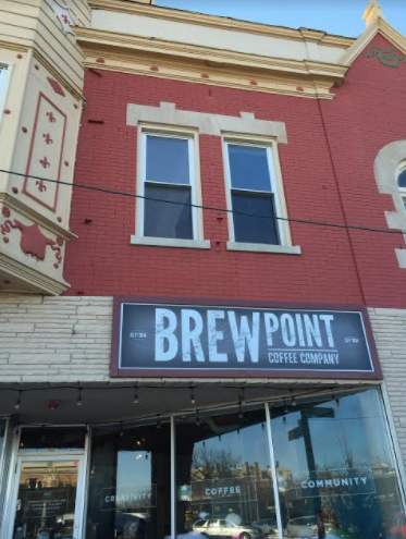Brewpoint Coffee House in Elmhurst, Illinois
