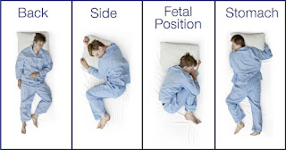 Homeopathic Medicine for Sleeping Position