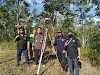 Ramlan Didampingi Udin Tangsi Mengusut Tuntas Sengketa Tanah Miliknya