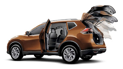 Nissan X-trail Hands Free (Touchless) Back Door System