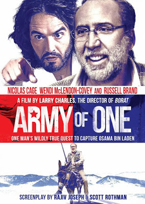 Army Of One 2016 DVD R1 NTSC Latino