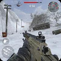 Rules of Modern World War Winter FPS Shooting Game Mod Apk