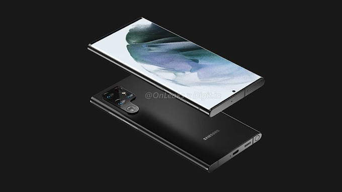 تسريب مواصفات Samsung Galaxy S22 Ultra مع فتحة S Pen