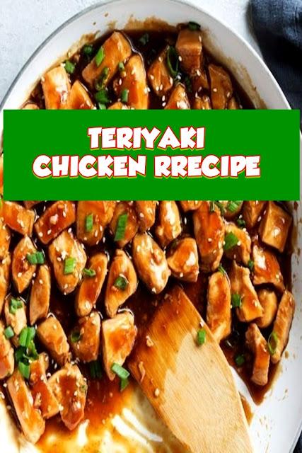 #TERIYAKI #CHICKEN