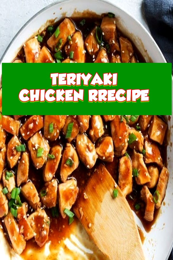 #TERIYAKI #CHICKEN