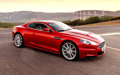 Aston Martin DB9 Hd Images