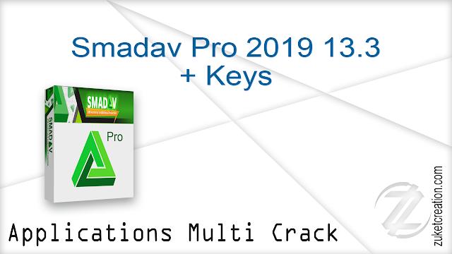 Smadav Pro 2019 13.3 + Keys