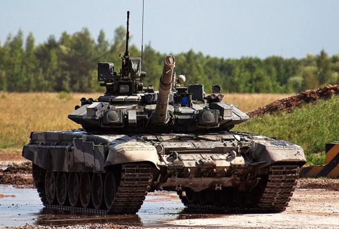 T-90 Rusia