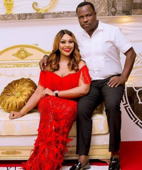 Lagos Big Girl Who Called Her Rich ex-Husband 'Occultic Beast' Has Apologized