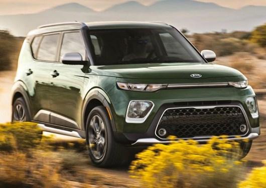 2020-KIA-Soul-green-cheapest-brand-new-cars