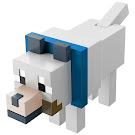 Minecraft Wolf Craft-a-Block Series 4 Figure