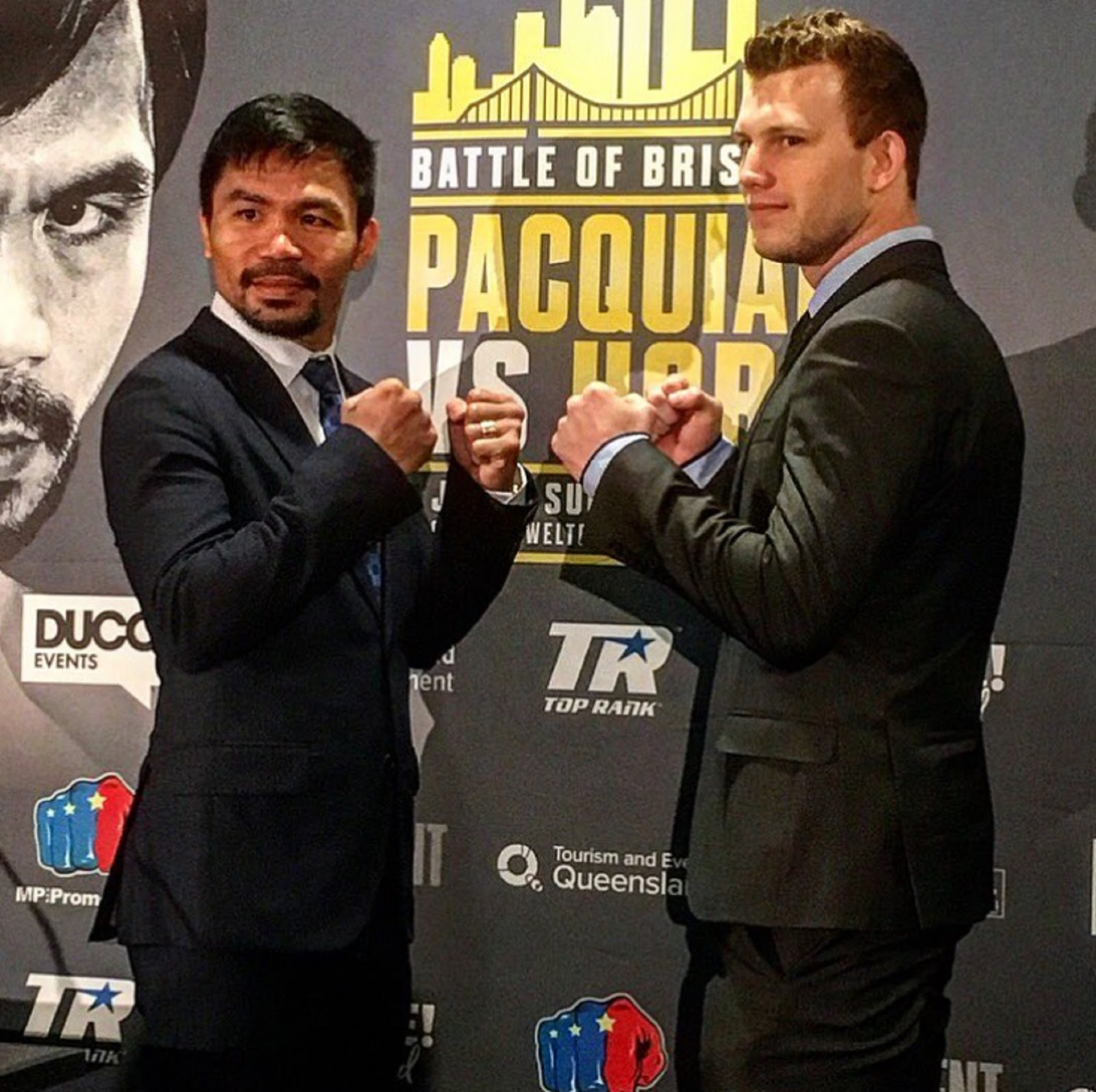 MANNY PACQUIAO VS JEFF HORN 6