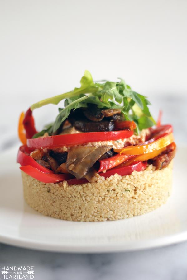 easy recipe for meatless dinner