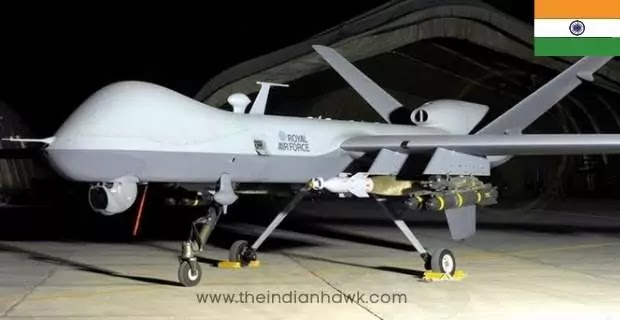 US Made MQ-9 Reaper Drones