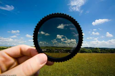 Try to Use a Polarizing Filter