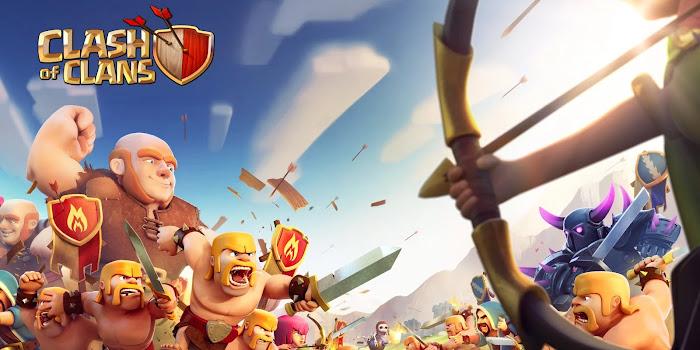 Tải Game Clash of Clans MOD APK 13.0.31 (Vô Hạn Tiền, Đá Quý)