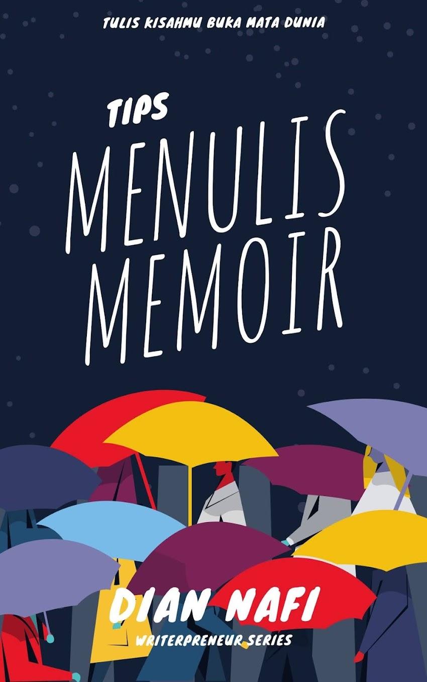 Writerpreneur Book Series: Menulis Memoir
