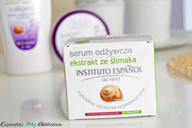 INSTITUTO ESPANIOL | Serum odżywcze z ekstraktem ze ślimaka