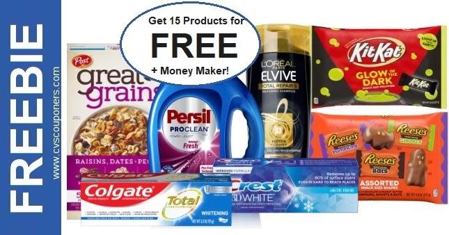 CVS Must Do Freebie Deal 9-12-9-18