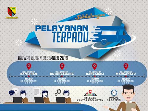 Jadwal Yandu Kabupaten Bandung Desember 2018