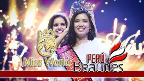 Miss World Belgium 2018