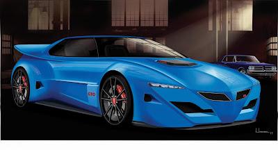 Pontiac GTO 2020: le meilleur test de vitesse du Pontiac GTO 2020 #auto
