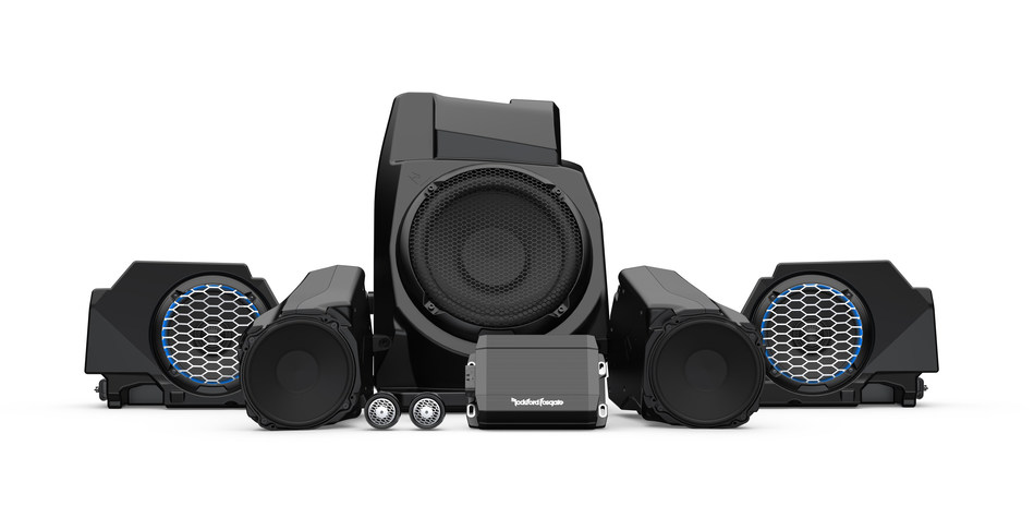 Rockford Fosgate joins hands with Polaris to create limited editions
