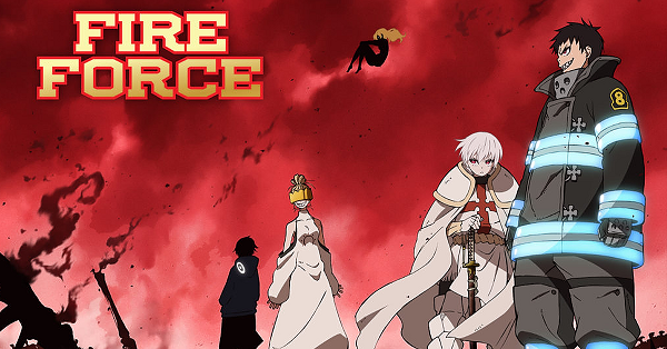 Fire Force Anime Season 2