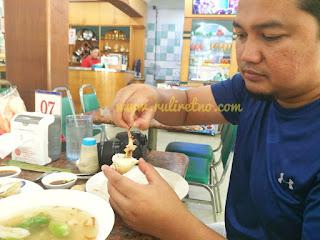 Gonggong di cangkangnya ruliretno.com