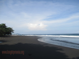 Tempat Wisata Pantai Segara Kusamba Klungkung