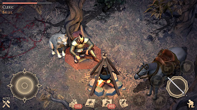 Grim Soul Dark Fantasy Survival V2.7.5 MOD APK – MEGA HİLELİ