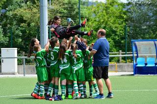 Fútbol | El Pauldarrak Alevín A se lleva el campeonato de Bizkaia ante el Basauriko Kimuak