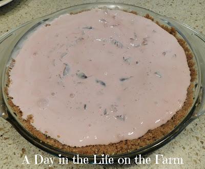 Cherry Blossom Pie